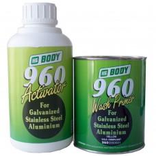 Body 960 Кислотный грунт Wash primer 1л.+1л. активатор.