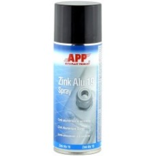 APP 210442 Цинк с алюминием APP Zink Alu 19 Spray, 400мл