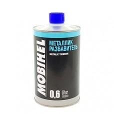 MOBIHEL Разбавитель металлика, 0,6л