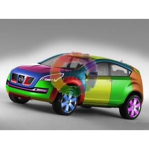 Насколько важен цвет автомобиля