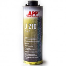 APP 050110 Антигравийное средство и жидкий герметик U210, черный