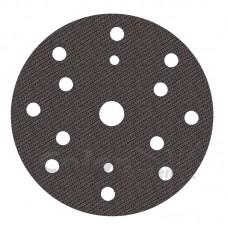 3M 50396 Шлифовальная мягкая подложка (переходник) Hookit 150мм на 15 отверстий 10 мм