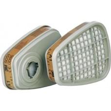 3М 06051 Защитный фильтр от органических паров для масок серии 6000