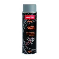 Spray Acryl Primer  Акриловый грунт в аэрозоле, серый,  0,5л