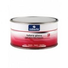 Шпатлевка со стекловолокном FUTURA Glass ROBERLO, 0,75 л