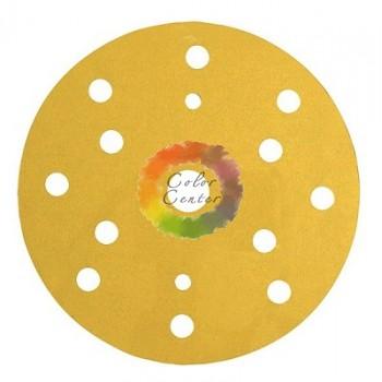 3М 50445  255P+ Hookit -Шлифовальный круг, 150 мм, 15 отверстий, P120