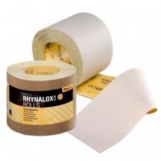 INDASA RHYNALOX PLUS LINE Износостойкие Рулоны на  Латексной Основе,  115мм х 1м Р60-Р400