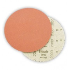 SIAAIR Круг на губке Velvet d 150, 1000-4000