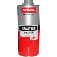 Novol GRAVIT 600 Антигравийное покрытие MS, 1,8кг