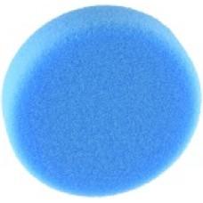 Sotro Губка поліровальна M14/D150/H50 мм блакитна - натверда T091401