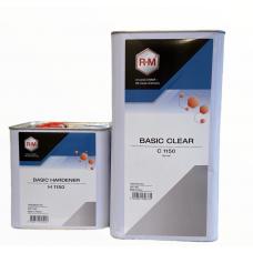RM Basic Лак акриловый бесцветный 5л+отв. 2,5л