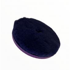 "Zvizzer шерстяной круг  (ворс 15 мм) / ""Doodle"" Wool-Pad, black 15mm, 135мм"
