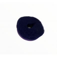 "Zvizzer шерстяной круг  (ворс 15 мм) / ""Doodle"" Wool-Pad, black 15mm, 80мм"