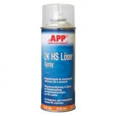 """АРР 030356 Растворитель акриловый для переходов в аэрозоле для HS """"АРР 2K Loser Spray"""", 1л"""