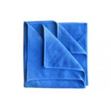 APP 080649 Салфетка беспыльная из микрофибры MF Clothe (40 см*40 см) - темно-синяя ( 3 шт)
