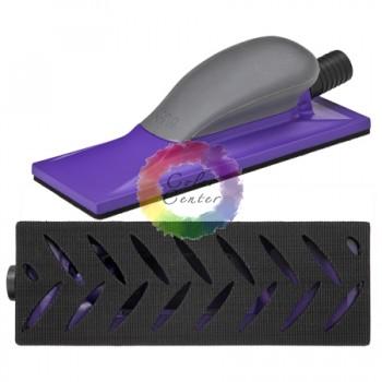 3M 05171 Средний шлифок  Hookit™ Dust-Free с мультипылеотводом, 70мм x 198мм