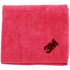 3М 50489 Розовая полировальная салфетка Ultra Soft системы Perfect-it™ III, 36 х 32см
